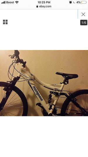 Mongoose 24 inch for Sale in Tampa, FL