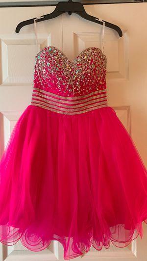 HOT PINK DRESS for Sale in Zephyrhills, FL