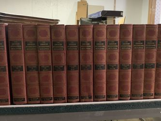 1954 American International Encyclopedia for Sale in St. Louis,  MO
