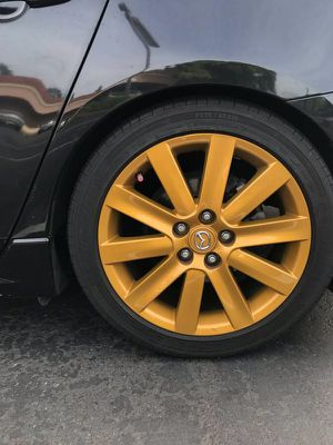 Gold Mazdaspeed 3 WHEELS...OEM for Sale in Citrus Heights, CA
