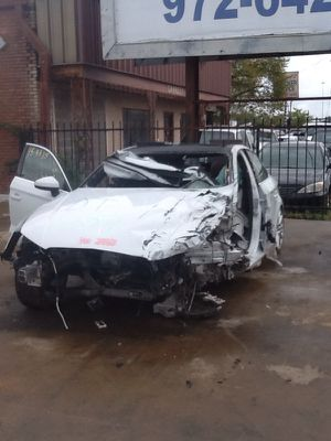 2015 AUDI A3 FOR PARTS PARTES for Sale in Dallas, TX