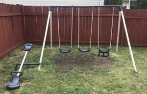Swing set great condition!!! for Sale in Lake Stevens, WA