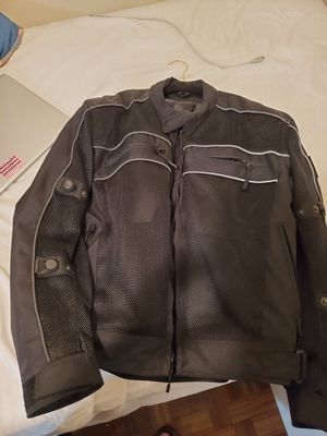 Viking cycle mesh motorcycle jacket size Small S for Sale in Paterson, NJ