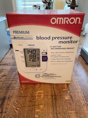 Omron Blood Pressure Monitor (Upper Arm) for Sale in Overland Park, KS