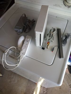 Wii with 1,000 classic games 50$ for Sale in Bakersfield, CA