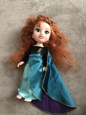 Disney Anna doll for Sale in Vacaville, CA