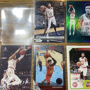 Cam Reddish Basketball Card Lot for Sale in Middletown, CT
