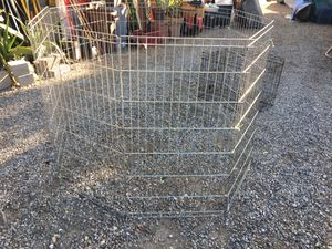 Dog Playpen 3.5 feet tall , 5 feet wide for Sale in Altadena, CA