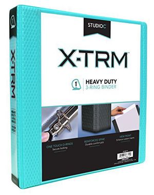 X-trm Binder (new) Studio C for Sale in Harrisonburg, VA