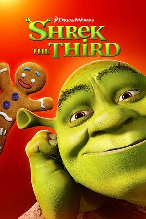 Shrek the Third DVD - Full Screen for Sale in Mukilteo, WA