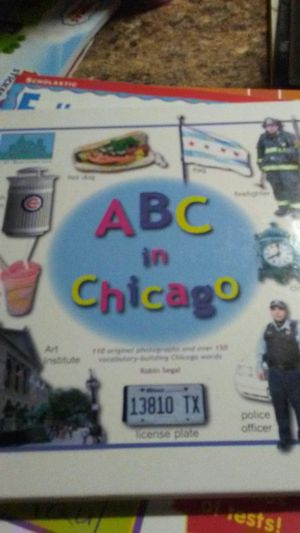 ABC In Chicago Book for Sale in Chicago, IL