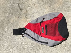 embark red/grey backpack for Sale in Upland, CA