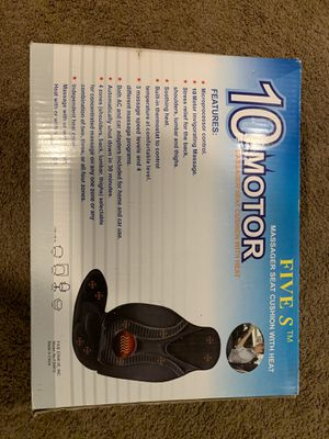 Massager & heat for Sale in Hamden, CT