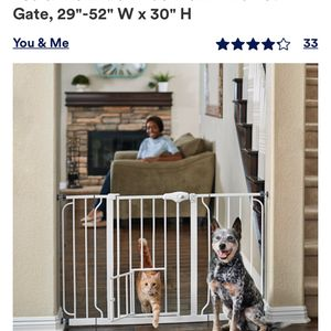 Baby Gate Or Pets Gate for Sale in Everett, WA