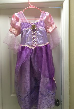Rapunzel costume - size 10 for Sale in Newark, CA