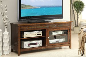 🎁🎈Wood Tv Stand🎈🎁 for Sale in Miami Springs, FL