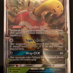 Shuckle GX Pokémon Card for Sale in Troutdale,  OR