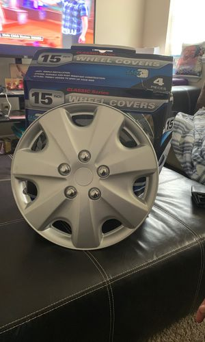 15-inch Rims Brand New Never Used! for Sale in Charleston, SC