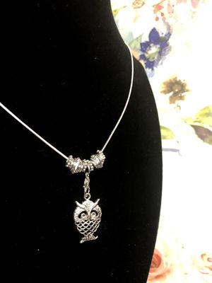 Owl Necklace for Sale in Modesto, CA
