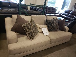 Brand New Ashley Sofa and Loveseat set tax included free delivery for Sale in Hayward, CA
