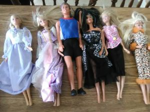 Vintage Barbie dolls smoke-free home mint condition for Sale in MAYFIELD VILLAGE, OH