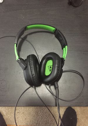 Xbox One Turtle Beach Headset For sale!! Read description!! for Sale in Dundalk, MD