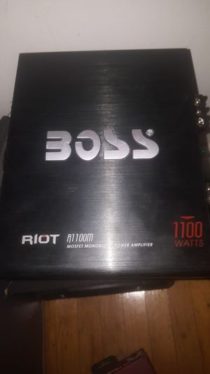 Boss Amp for Sale in Boston, MA
