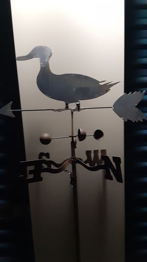 Antique duck weathervane for Sale in Tacoma, WA