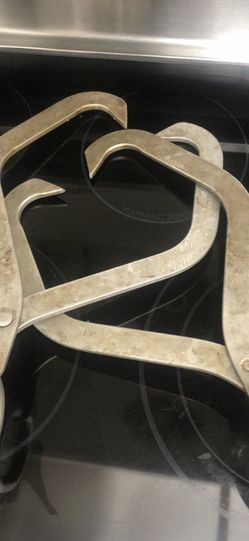 Pair Ice Tongs for Large Blocks of Ice for Sale in Fort Lauderdale,  FL