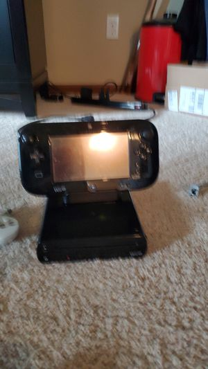 Nintendo Wii U and accessories for Sale in Everett, WA