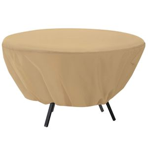 Classic Accessories Terrazzo Water-Resistant 50 Inch Round Patio Table Cover Frustration free packaging!! for Sale in Las Vegas, NV