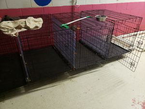 Small medium large extra large Dog Crates for Sale in Charlotte, NC