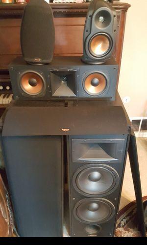 Yamaha surround sound. Klipsch speakers for Sale in Clovis, CA