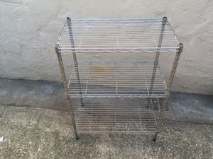 Metal rack for Sale in San Rafael, CA