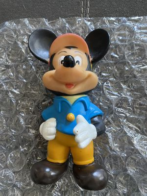 Vintage RARE Disney Mickey squeak toy for Sale in Hutto, TX