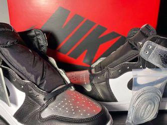 Nike Air Jordan 1 Silver Toe for Sale in Rolling Meadows,  IL