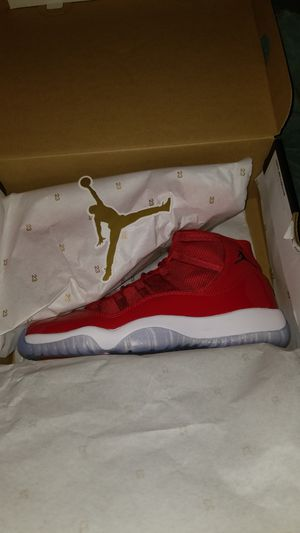 Brand New Jordan 11 retro. Red 7z..for sale $190 for Sale in Pittsburgh, PA