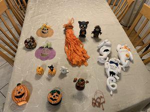 Halloween decorations each item $1 for Sale in Pembroke Pines, FL