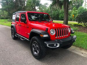 2018 Jeep Wrangler Unlimited for Sale in Riverview, FL