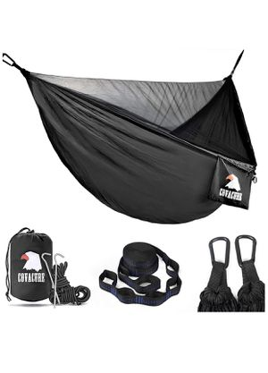 Covacure Camping Hammock with Net - Lightweight Double Hammock for Sale in Las Vegas, NV