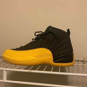 Jordan 12 University Gold for Sale in Raleigh, NC