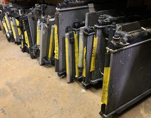 INFINITI RADIATORS & CONDENSERS - OEM INFINITI G37 G35 Q50 JX35 QX60 M37 Q70 EX35 FX35 RADIATOR & CONDENSER SEDAN SUV 3.7L 3.5L 3.0L 2.0L for Sale in Fort Lauderdale, FL