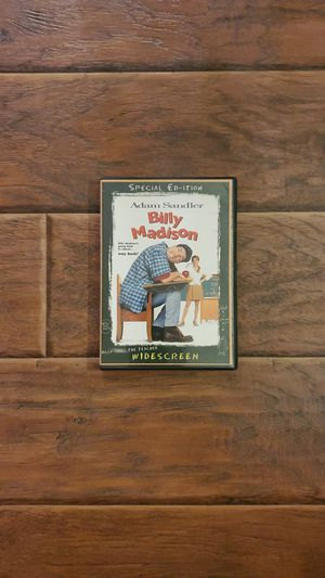 DVD - Billy Madison for Sale in San Clemente, CA