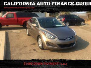2015 Hyundai Elantra for Sale in Fontana, CA
