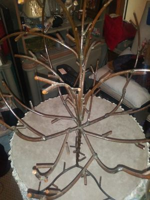 Wrought iron tree for Sale in Fort Worth, TX