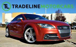 2011 Audi TTS for Sale in Carrollton, TX