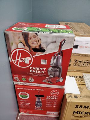 Free carpet cleaner with purchase over $500 for Sale in Buena Park, CA