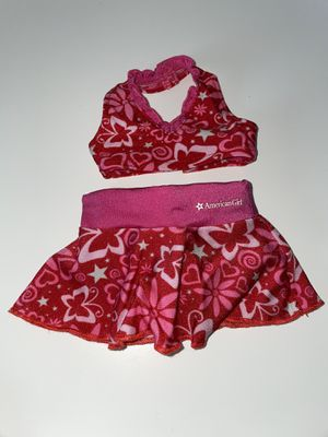 American girl doll clothes bathing suit for Sale in Miami, FL