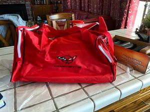 Brand new red corvette duffel bag for Sale in Bakersfield, CA