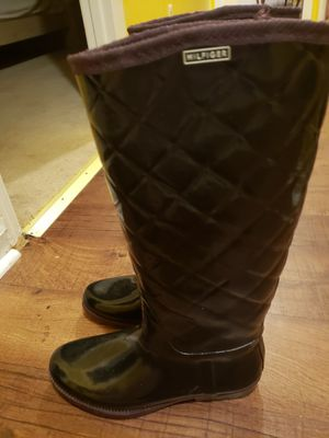 Tommy Hilfiger rain boots size 10 for Sale in Stonecrest, GA